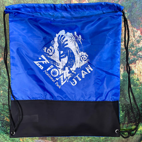 Zion Drawstring Bag