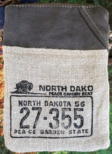 North Dakota Passport Tarp Bag