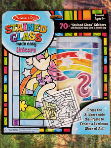 Stained Glass Kit