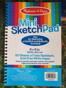 Mini Sketch Pad