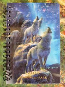 Northern Choir 3D Notebook