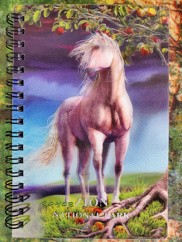 Horse Heaven 3D Notebook