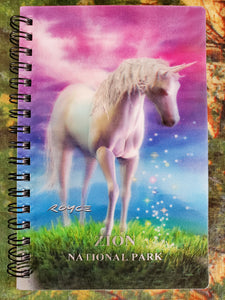 Unicorn 3D Notebook