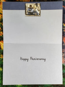 Beautiful Life Anniversary Card