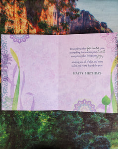 Truly Love Birthday Card