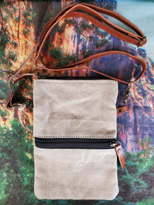 Seed Passport Tarp Bag
