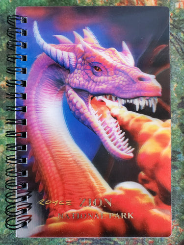 Dragon Fire 3D Notebook