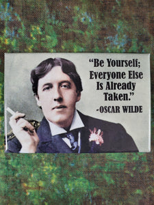 Be Yourself - Magnet