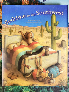 Bedtime In The Southwest Children's Book