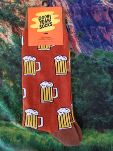 Beer Me! - Men's Crew Sock