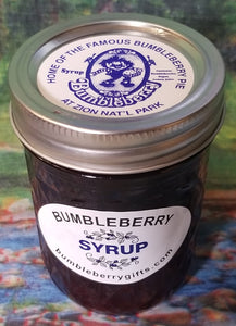 Bumbleberry Syrup Single (1)