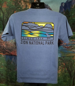 Zion Canyon Since 1919 Consign T-Shirt