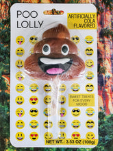 Poo Emoji Lolly