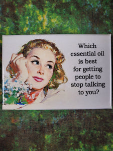 Which Essential Oil - Magnet