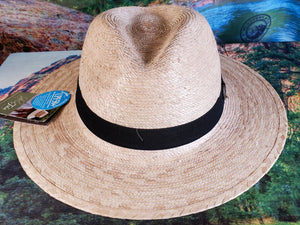Explorer Black Band Palm Hat