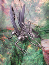 Flying Dragon II Metal Art