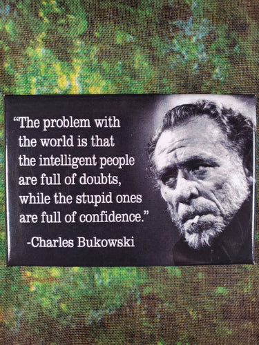 Intelligent People Are Full of Doubts - Magnet