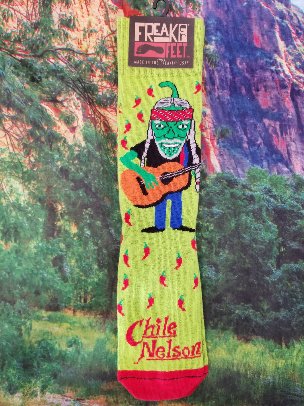 Chile Nelson Socks