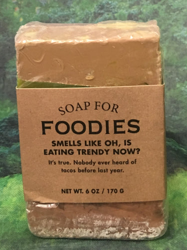 Soap For Foodies