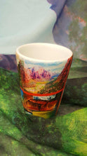 Zion Park Collage Shot Glass