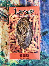 Larvets Worm Snacks