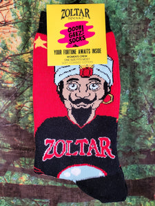 Zoltar Make A Wish- Women's Crew Socks