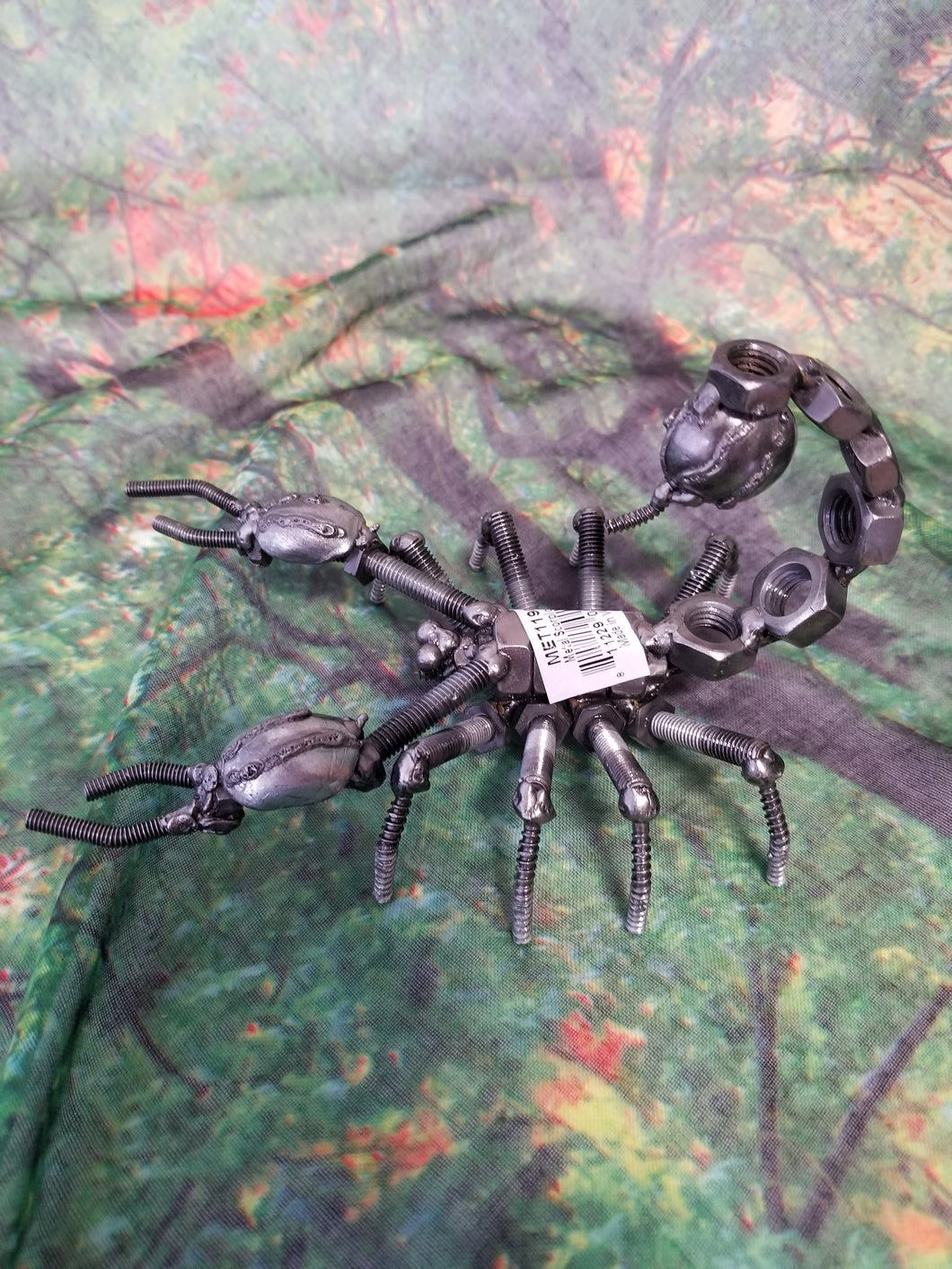 Metal Scorpion II