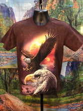 Eagle and Clouds T-Shirt