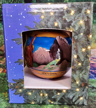Parks Of Utah Ornament