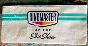 Ringmaster of the Sh*tshow Pencil Case