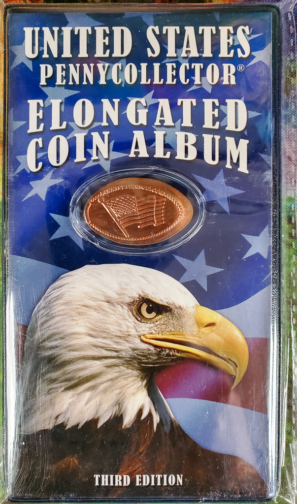 Flag Penny Collecting Book