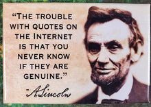 Quotes On the Internet - Magnet