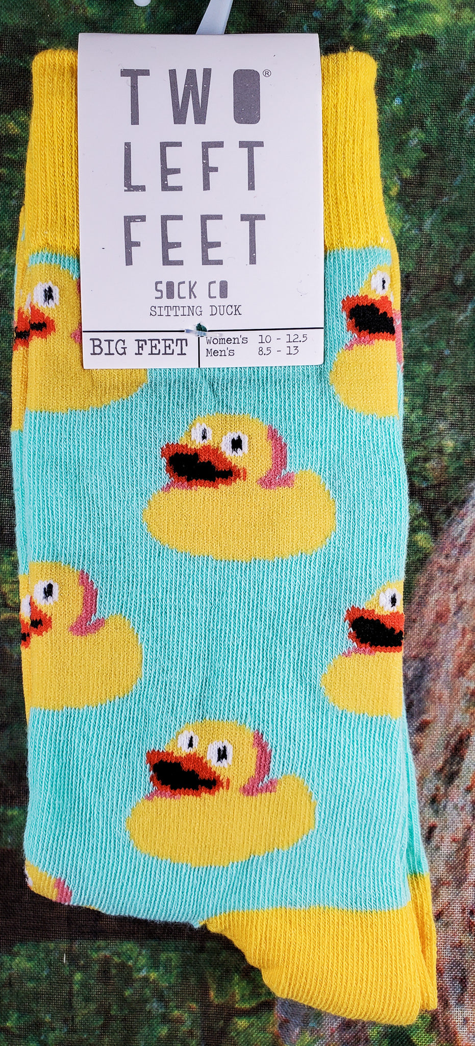 Sitting Duck - Crew Socks