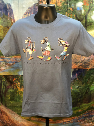 Hiking Dudes T-Shirt
