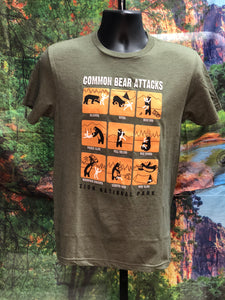 Common Bear Attacks T-Shirt