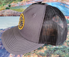 Take a Hike Crossed Pole Hat