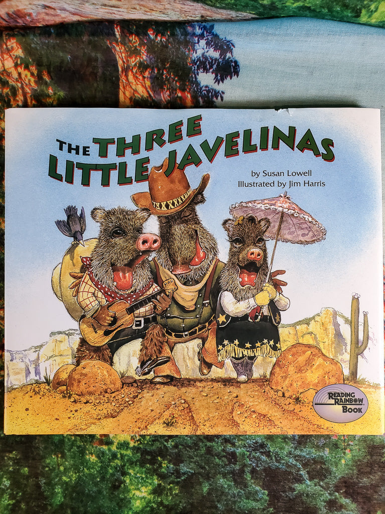 Three Little Javelinas
