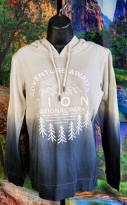 Adventure Awaits Women's Hooded Shirt