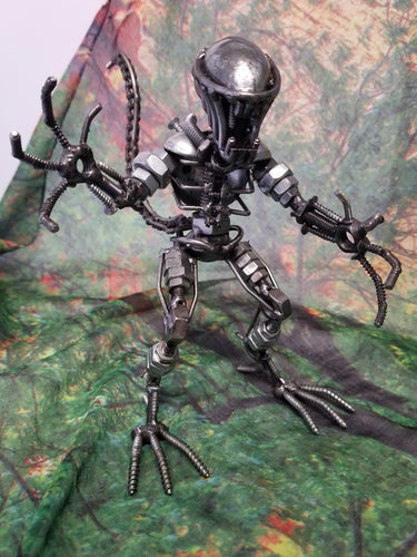 Alien III Metal Art