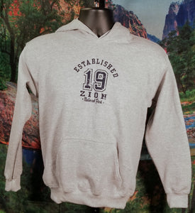 Youth Classic Fleece Pullover - Zion National Park