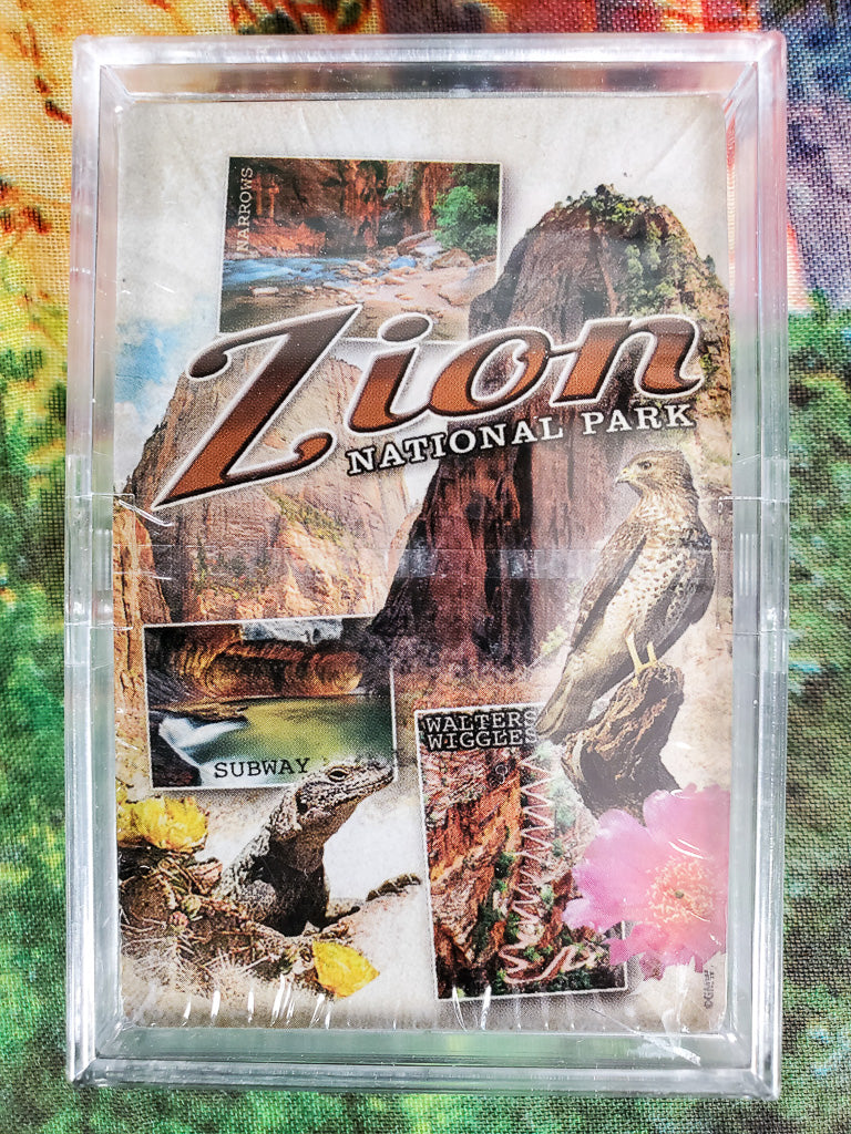 Zion Playing Cards