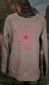 Zion Cloud Fleece Women's Sweat Shirt