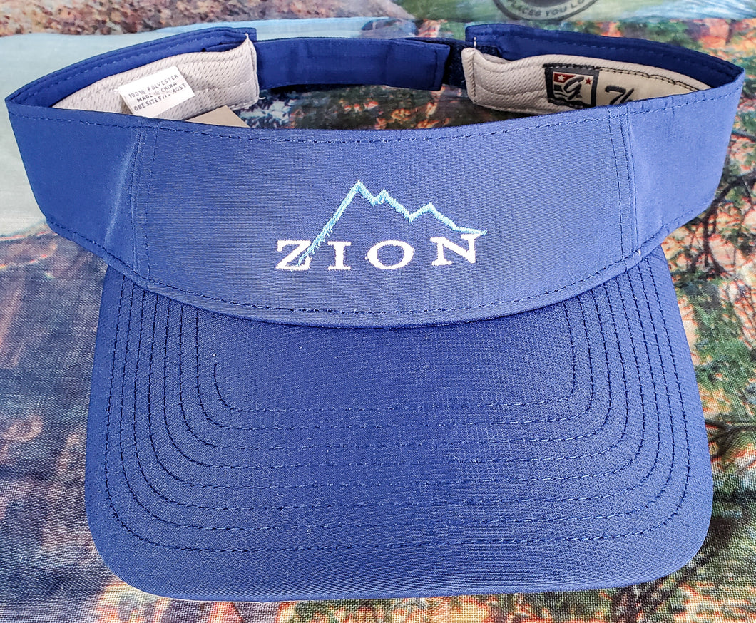 Zion Mountain Visor