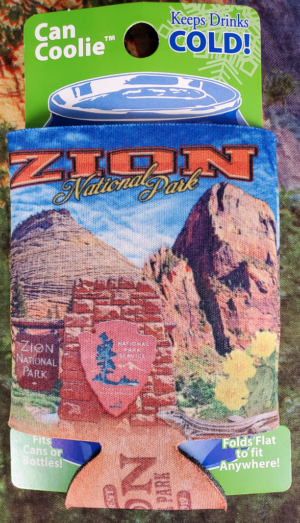 Zion National Park Koozie