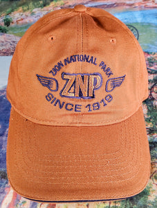 Zion National Park Since 1919 Hat