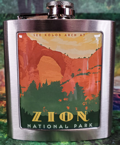 Zion Flask