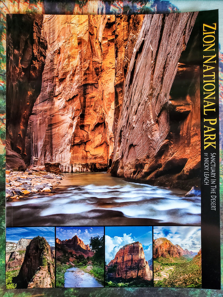 Zion National Park Sanctuary in the Desert