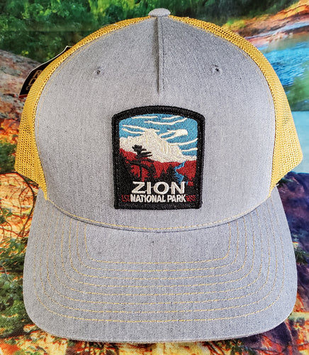 Zion Watchman Hat