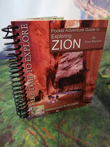 Zion Pocket Adventure Guide