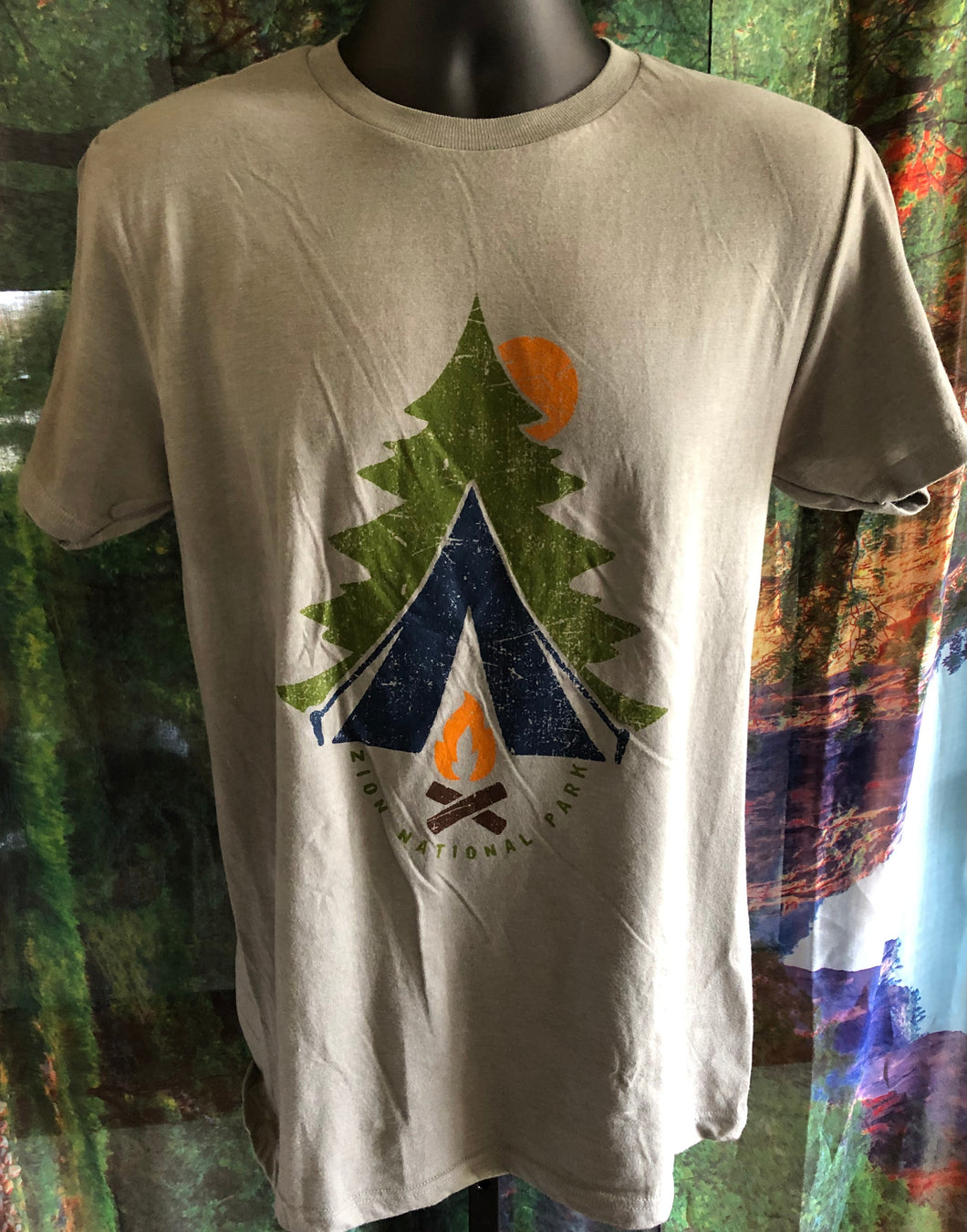 Backcountry Campfire T-Shirt